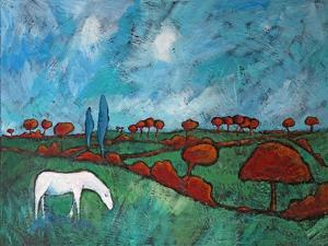 Wind and Meadow, 2010 by Rob Woods