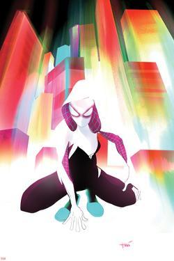 Spider-Gwen No. 1 Cover by Robbi Rodriguez