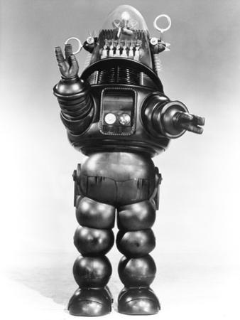Robbie the Robot, from the Film 'Forbidden Planet, 1956