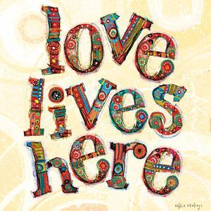 Confetti - Love Lives Here 3 by Robbin Rawlings