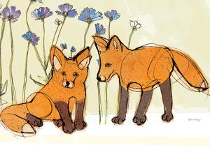 Fox Kits by Robbin Rawlings
