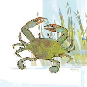 Marsh Crab by Robbin Rawlings