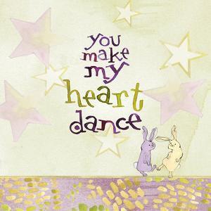 Nighty Night Bunny - You Make My Heart Dance by Robbin Rawlings