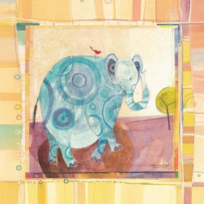Playful Elephant by Robbin Rawlings