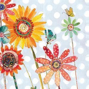 Polka Dot Delight - Daisy by Robbin Rawlings