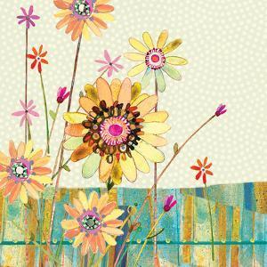 Polka Dot Delight-Meadow by Robbin Rawlings
