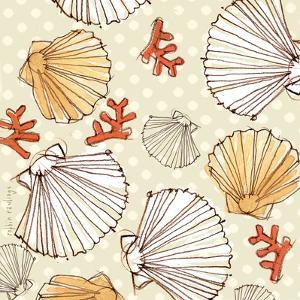 Seaside Pattern 1 by Robbin Rawlings
