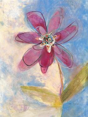 Whimsical Flower 2 by Robbin Rawlings