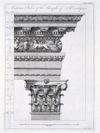 Exterior Order of the Temple of Aesculapius, Plate XLVII