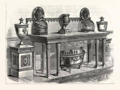 Sideboard, 1770, UK