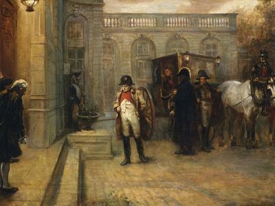 Napoleon After Waterloo