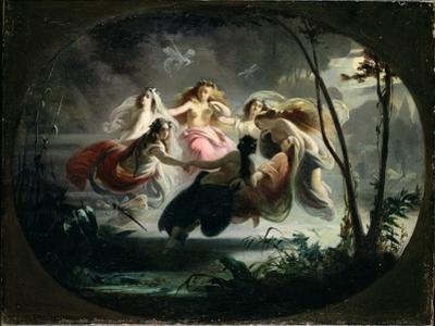 The Fairy Dance by Robert Alexander Hillingford