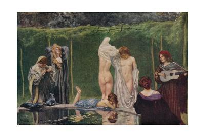 The Pool', 1906, (1918)
