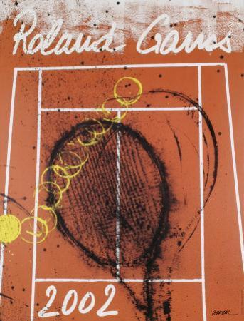 Roland Garros, 2002 by Robert Arman