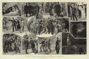 Scenes from the Life of a London Policeman by Robert Barnes