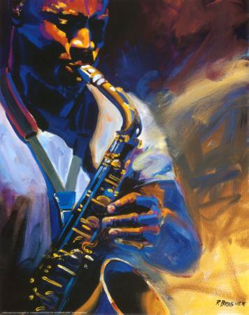 Bourban Street Blues by Robert Brasher