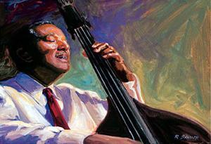 Bourbon Street Blues III by Robert Brasher