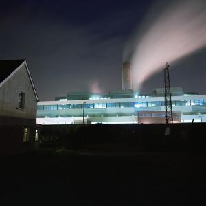 Electricity Generating Power Plant by Robert Brook