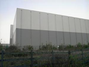 Warehouse by Robert Brook