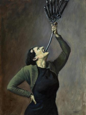 Queen of Swords, 2005