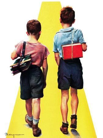 """""""Back to School,""""September 11, 1937"""