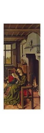 'Ala De Retablo (Santa Barbara)', 1438, (c1934)