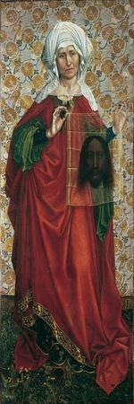The Flémalle Panels: Saint Veronica