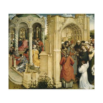 The Marriage of Mary and Joseph, C.1420