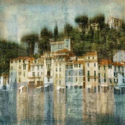 Mediterranean Hillside by Robert Canady