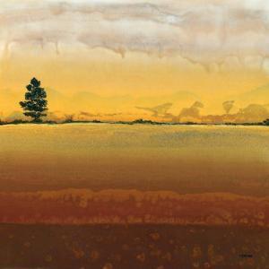 Golden Horizon I by Robert Charon