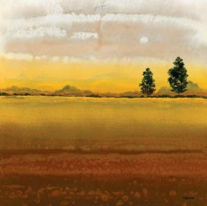 Golden Horizon II by Robert Charon