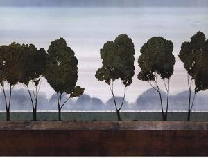 Six Trees by Robert Charon