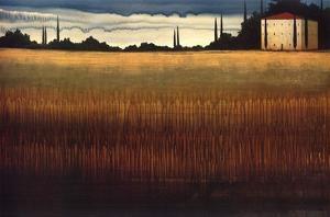 Tuscan Light by Robert Charon