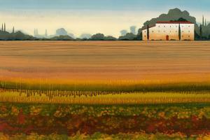 Tuscan Memory II by Robert Charon