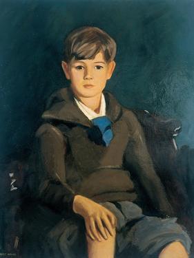 Cameron Cecil, 1925 by Robert Cozad Henri