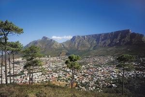 Cape Town, South Africa by Robert Cundy