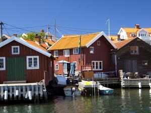 Orust Island, West Gotaland, Sweden, Scandinavia, Europe by Robert Cundy