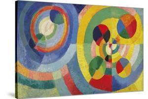 Circular Forms, 1930 by Robert Delaunay
