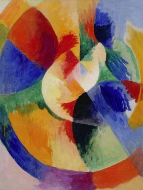 Circular Forms, Sun (Formes circulaires, soleil). 1912 - 13 by Robert Delaunay