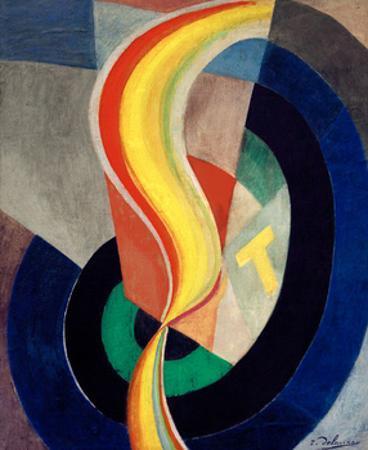 Helix, 1923 by Robert Delaunay