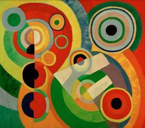 Joie de Vivre, 1930 by Robert Delaunay