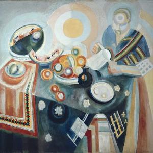 La Verseuse by Robert Delaunay