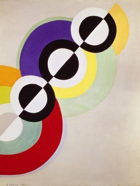 Prismen, 1934 by Robert Delaunay