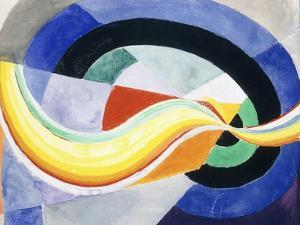 Propeller, 1923 by Robert Delaunay