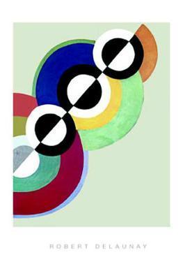 Rhythms, c.1934 by Robert Delaunay