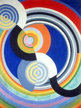 Rythme numéro 2 by Robert Delaunay