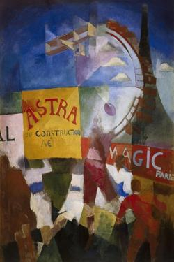 The Cardiff Team by Robert Delaunay