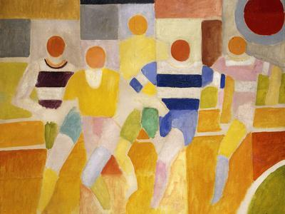 The Runners, 1926