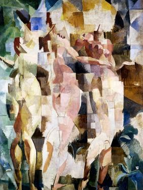 The Three Graces, 1912 by Robert Delaunay
