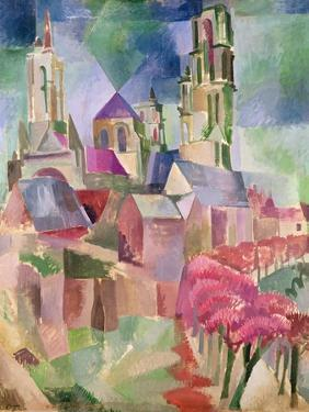 The Towers of Laon, 1911 by Robert Delaunay